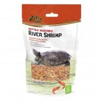 """Zilla Reptile Munchies River Shrimp 2 ounces 5.875"""" x 2.75"""" x 9.5"""""""