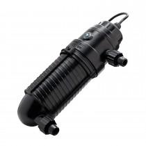 """Coralife Turbo Twist UV Sterilizer 3x Black 13.5"""" x 7.825"""" x 3.75"""""""