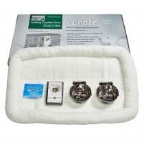 "Midwest iCrate Dog Crate Kit Extra Extra Large 48"" x 30"" x 33"""