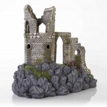 """BioBubble Decorative Mow Cop Castle Large0 12.5"""" x 11.25"""" x 8"""""""