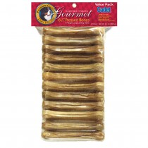 Cadet Pressed Rawhide Bones 6.5 inches 12 pack