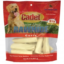 Cadet Rawhide Curls 2 pounds