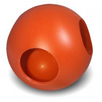 """Hueter Toledo Paw-zzle Ball 10 inches Assorted 10"""" x 10"""" x 10"""""""