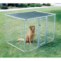 Midwest Chain Link Portable Kennel