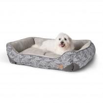 "K&H Pet Products Self-Warming Lounge Sleeper Medim Gray 24"" x 30"" x 9"""