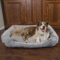 "K&H Pet Products Self-Warming Lounge Sleeper Large Gray 32"" x 40"" x 10"""