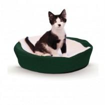 "K&H Pet Products Ultra Memory Round Pet Cuddle Nest 19"" x 19"" x 3"""