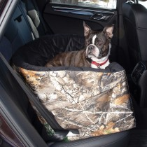 "K&H Pet Products Realtree Bucket Booster Pet Seat Large Camo 14.5"" x 22"" x 19.5"""