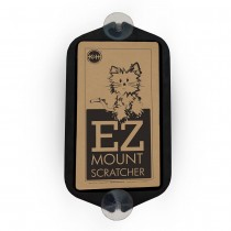 "K&H Pet Products EZ Mount Cat Scratcher Brown / Black 7.5"" x 15.5"" x 1"" - KH9500"