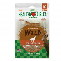Nylabone Healthy Edibles Antler Real Venison 10 count