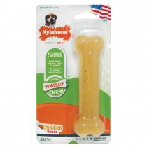 Nylabone Moderate Chew Dog Chew Toy Chicken Wolf