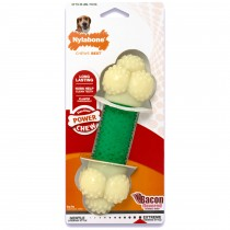 Nylabone Power Chew Double Action Chew Toy Wolf