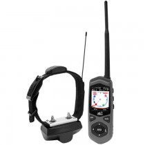 D.E. Systems Border Patrol: GPS Containment System, Remote Trainer and Short-Range Tracking Unit